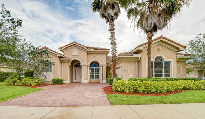 Port Saint Lucie FL Single Family Home For Sale: $359,000