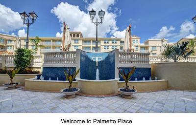 Boca Raton Condo For Sale: 99 SE Mizner Boulevard #505
