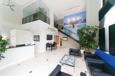 West Palm Beach Condo For Sale: 701 S Olive Avenue #115