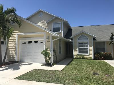 Vero Beach Single Family Home For Sale: 546 9th Place