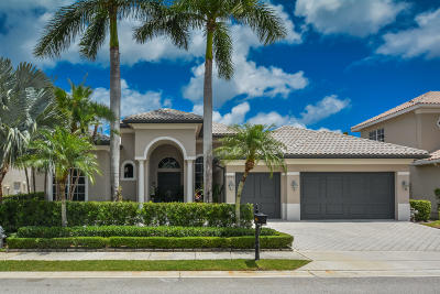 Boca Raton Single Family Home For Sale: 4944 NW 23rd Court