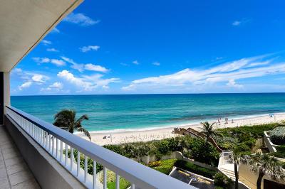 Singer Island Rental For Rent: 5540 Ocean Drive #4b