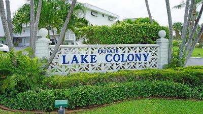 North Palm Beach Condo For Sale: 100 Doolen Court #307