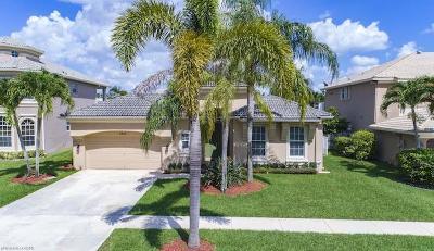 Royal Palm Beach Single Family Home For Sale: 2235 Ridgewood Circle