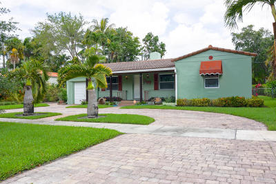 Miami Single Family Home For Sale: 65 NE 107th Street