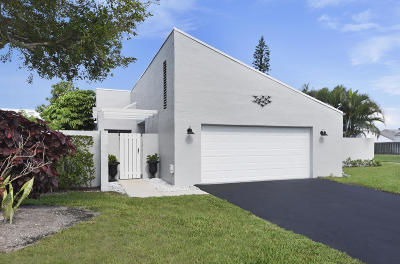 Delray Beach Single Family Home For Sale: 1005 NW 22nd Avenue