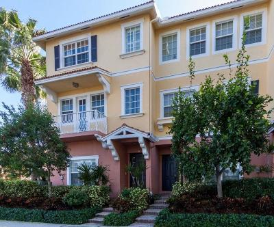 Delray Beach Townhouse For Sale: 290 NE 5th Avenue #1
