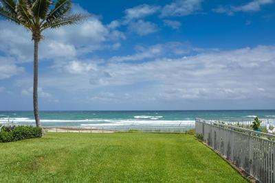 Hillsboro Beach Condo For Sale: 1203 Hillsboro Mile #7a