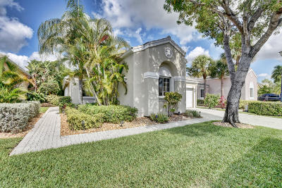 Boca Raton Single Family Home For Sale: 7880 Travelers Tree Drive