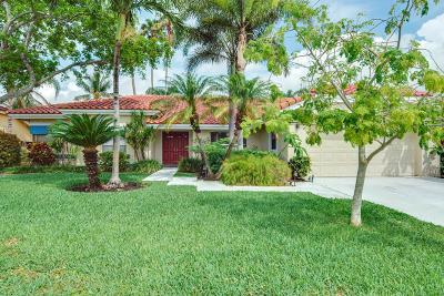 Boca Raton Single Family Home For Sale: 11730 Island Lakes Lane
