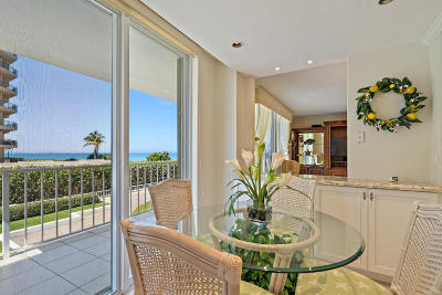 Juno Beach Condo For Sale: 500 Ocean Drive #E-2-A