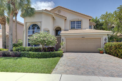 Boynton Beach Single Family Home For Sale: 12278 Colony Preserve Drive