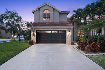 Jupiter Single Family Home For Sale: 133 Pine Hammock Court