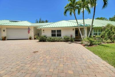 Lake Worth Single Family Home For Sale: 8363 Bowie Way