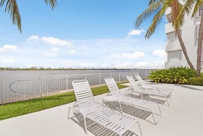 Palm Beach Condo For Sale: 2860 S Ocean Boulevard #408