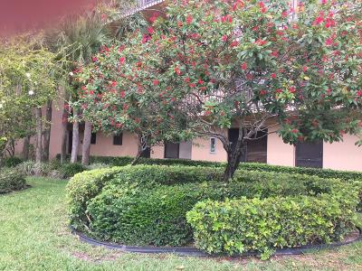 Lake Worth Condo For Sale: 4820 Lucerne Lakes Boulevard W #102