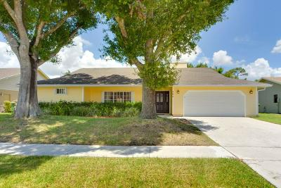 Wellington Single Family Home For Sale: 568 Juniper Place