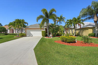 Jensen Beach Single Family Home For Sale: 427 NW Emilia Way