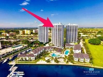 North Palm Beach Condo For Sale: 2 Water Club Way #2102 S