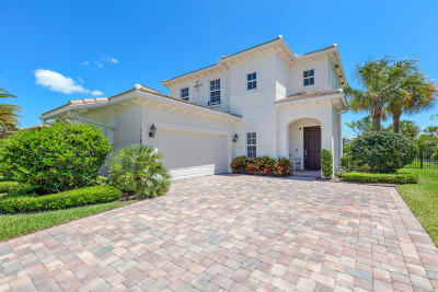 Single Family Home Pending: 118 Rudder Cay Way