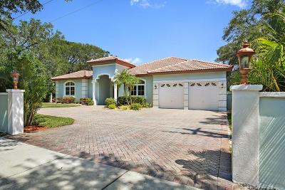 Palm Beach Farms, Palm Beach Farms Co 10 Of North Deerfield Pb6p1 Single Family Home Contingent: 859 SW 18 Street