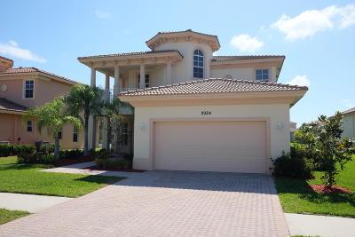 Vero Beach Single Family Home For Sale: 2024 Plainfield Drive SW
