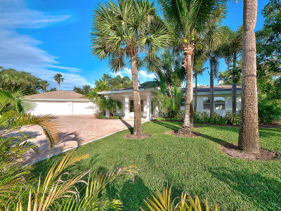 Palm Beach Gardens Single Family Home For Sale: 12980 Prosperity Farms Road