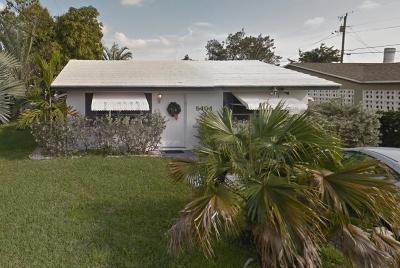 Tamarac Single Family Home Contingent: 5404 NW 25th Avenue