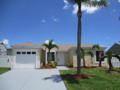 Boca Raton Single Family Home For Sale: 18825 Cloud Lake Circle