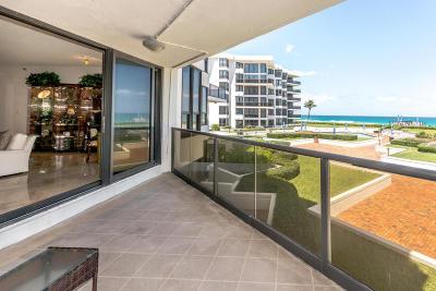 Palm Beach Condo For Sale: 3120 S Ocean Boulevard #2 203