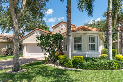 Boynton Beach Single Family Home For Sale: 7869 New Holland Way