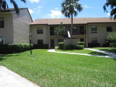 Boca Raton Condo For Sale: 8431 Boca Glades Boulevard E #121