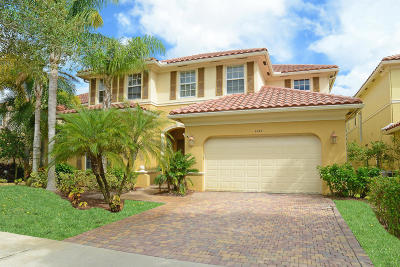 Boynton Beach Single Family Home For Sale: 9949 Cobblestone Creek Drive