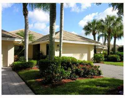 Boca Raton Single Family Home For Sale: 20064 Waters Edge Drive #405