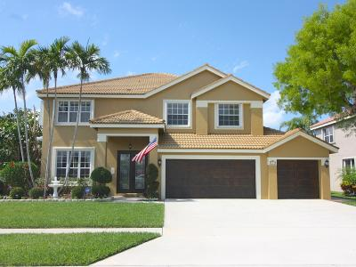 Boynton Beach Single Family Home For Sale: 5577 Marseilles Port Lane