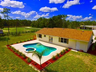 Loxahatchee Single Family Home For Sale: 16934 76th Street