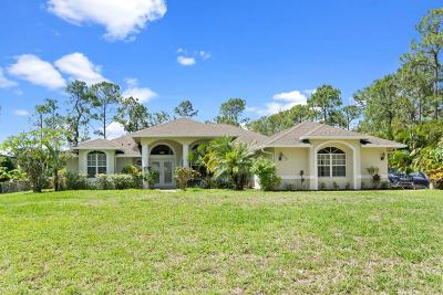West Palm Beach Single Family Home Contingent: 12558 87th Street