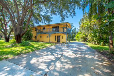 North Palm Beach Single Family Home Contingent: 2687 Honey Road