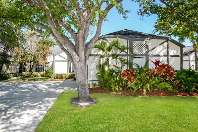 Vero Beach Single Family Home For Sale: 7960 Brighton Manor