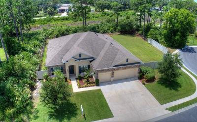 Fort Pierce Single Family Home For Sale: 2527 Madewood Drive