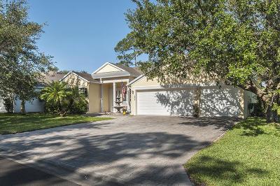 Vero Beach Single Family Home For Sale: 425 25th Avenue SW