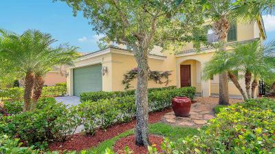 Royal Palm Beach Single Family Home For Sale: 2715 Pienza Circle