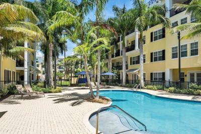 Delray Beach Condo For Sale: 226 Latitude Circle #310