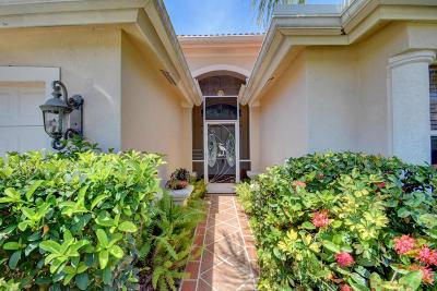 Lake Worth Single Family Home For Sale: 5902 Las Colinas Circle