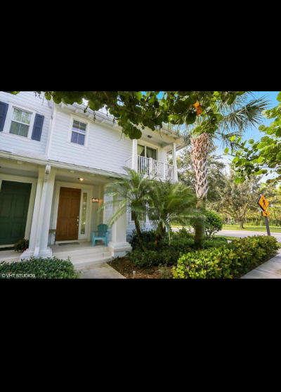Townhouse For Sale: 1486 S Jeaga Drive