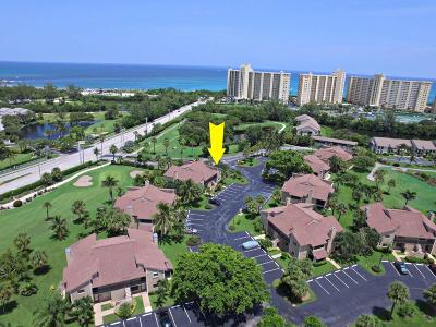 Jupiter Condo For Sale: 102 Clubhouse Circle