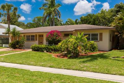 Boca Raton Single Family Home For Sale: 941 SW 8th Street