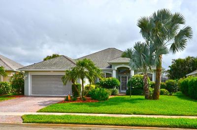 Sebastian Single Family Home For Sale: 669 Gossamer Wing Way