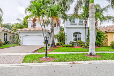 Lake Worth Single Family Home For Sale: 6838 Houlton Circle