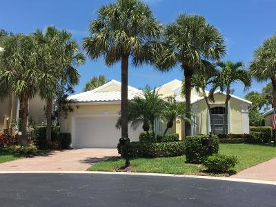 Jupiter Single Family Home For Sale: 17256 Shoals Drive
